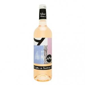 Côtes de Provence Rosé 2016 - Nektart wine, Sovex GrandsChâteaux