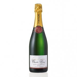 """Champagne Brut """"Charles Vercy Cuvée de Réserve"""" - H. Blin"""