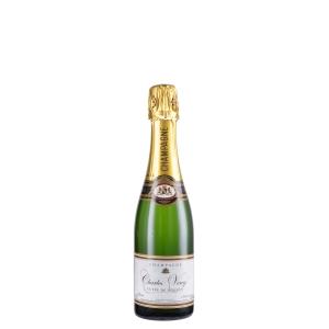 """Champagne Brut """"Charles Vercy Cuvée de Réserve"""" - H. Blin (0.375)"""