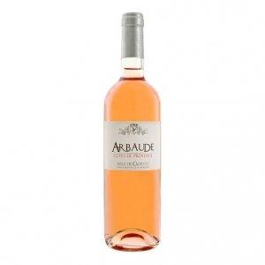 "Côtes de Provence Rosé ""Arbaude"" 2017 - Mas de Cadenet"