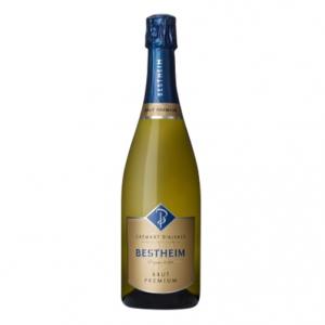 """Crémant d'Alsace Brut """"Premium"""" - Bestheim"""