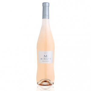 """Côtes de Provence Rosé """"M"""" 2017 - Château Minuty"""