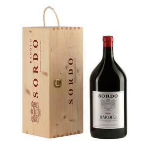 Barolo Perno DOCG 2012 Jéroboam - Sordo (cassetta di legno)