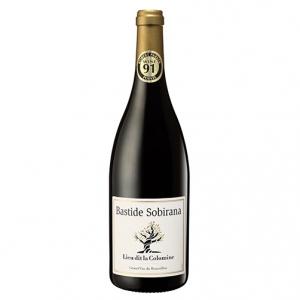 """Côtes du Roussillon Rouge """"Bastide Sobirana Lieu Dit La Colomine"""" 2015 - Domaine Lafage"""