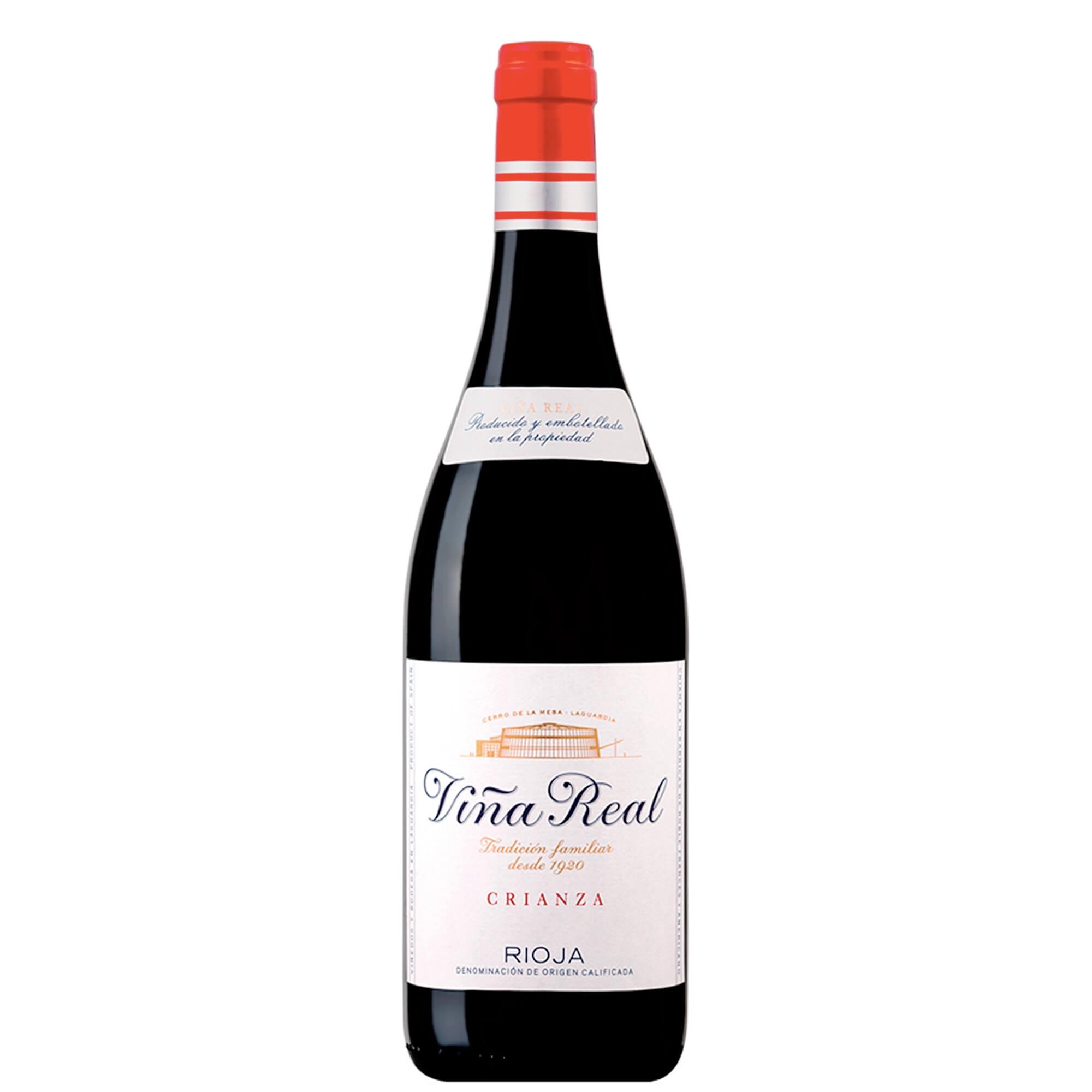 Rioja Crianza 2015 Viña Real