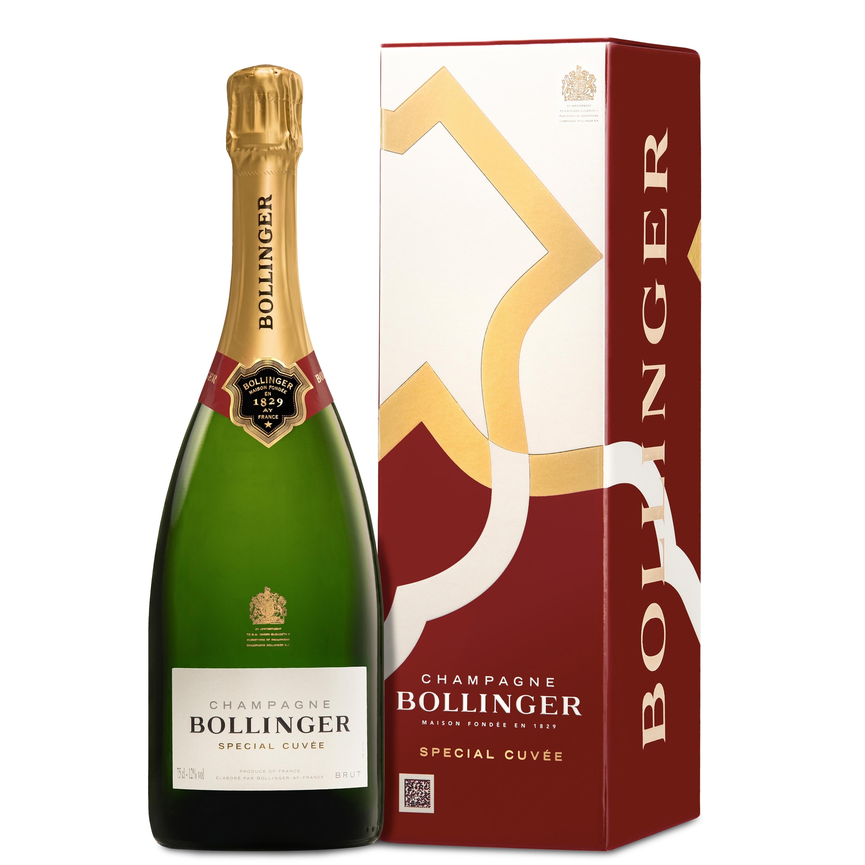 Afholte Champagne Brut Special Cuvée: Champagne Bollinger Online su Tannico PK-48