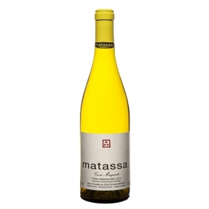 """Vin Blanc """"Cuvée Marguerite"""" 2016 - Domaine Matassa"""