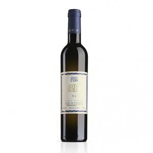 """Vino da Uve Appassite """"Aestas Siciliae N.5"""" 2014 - COS (0.375l)"""