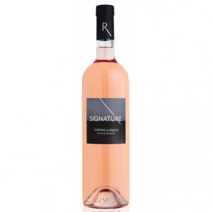 """Côtes de Provence Rosé Cuvée """"Signature"""" 2015 - Château de Brigue"""