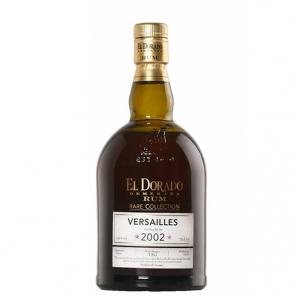 """Demerara Rum """"Rare Collection Versailles"""" 2002 - El Dorado (0.7l)"""