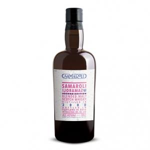"""Blended Malt Scotch Whisky """"Samaroli by Samaroli"""" 2008 - Samaroli (0.7l)"""