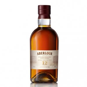 Highland Single Malt Scotch Whisky 12 Years Old - Aberlour