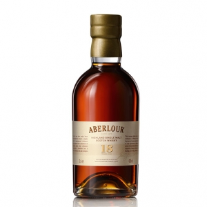 Highland Single Malt Scotch Whisky 18 Years Old - Aberlour