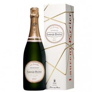 """Champagne Brut """"La Cuvée"""" - Laurent-Perrier (astuccio)"""