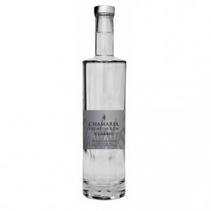 """Rum Agricole Premium White """"Classic"""" - Chamarel"""