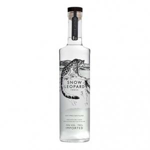 "Vodka ""Snow Leopard"" - Polmos Lublin"