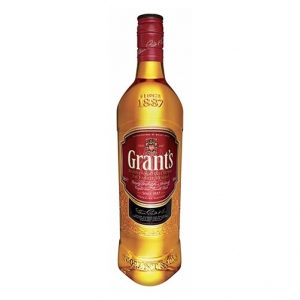 """Blended Scotch Whisky """"The Family Reserve"""" - Grant's"""