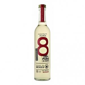 """Tequila Reposado """"8 Ocho El Refugio"""" 2012 - Estes"""