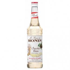 Sirop Chocolat Blanc - Monin