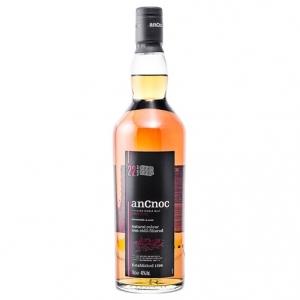"Highland Single Malt Scotch Whisky ""anCnoc"" 22 years old - Knockdhu Distillery"