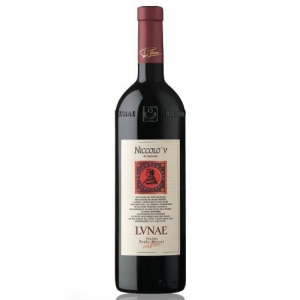 """Colli di Luni Rosso DOC """"Niccolò V"""" 2014 - Lunae"""