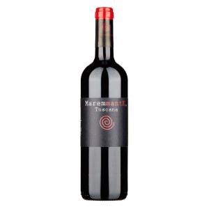 """Maremma Toscana Rosso IGT """"Maremmante"""" 2015 - Poggio Argentiera"""