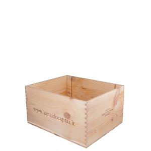 Cassetta legno Sagrantino - Caprai