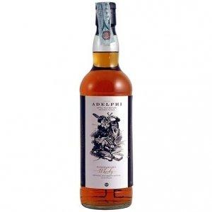 "Blended Scotch Whisky ""Private Stock"" - Adelphi (0.7l)"