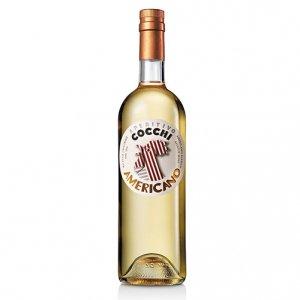 """Vino Bianco Aromatizzato """"Americano"""" - Cocchi"""