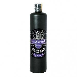 Black Balsam Currant - Riga Balzams