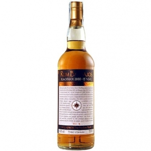 "Barbados Rum ""Barbajos Blackrock"" 15 years old - PPS - Pellegrini Private Stock"