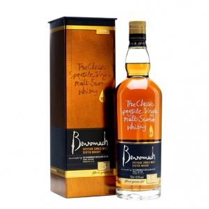Speyside Single Malt Scotch Whisky 15 Years Old - Benromach Distillery (0.7l)