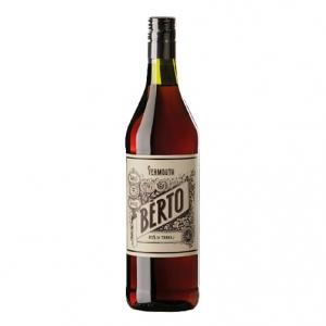 """Vermouth Rosso """"Bèrto Rosso da Travail"""" - Antica Distilleria Quaglia (1l)"""