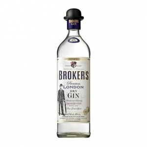 "Premium London Dry Gin ""Broker's"" - Broker's"