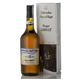 Calvados Pays d'Auge Age 12 Ans - Roger Groult (0.7l)