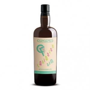 Caribbean Blended Rum - Samaroli (0.7l)
