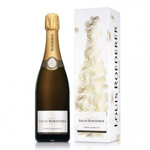 Champagne Carte Blanche Demi Sec - Louis Roederer (astuccio)