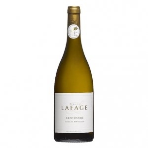 """Côtes du Roussillon Blanc """"Centenaire"""" 2017 - Domaine Lafage"""