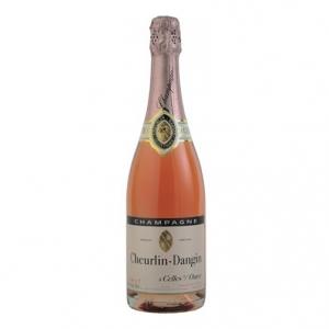 Champagne Brut Rosé - Cheurlin·Dangin (0.375l)