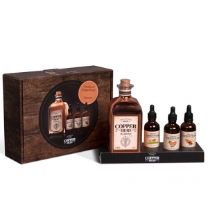 "London Dry Gin ""Alchemist Box"" - Copperhead (0.5l)"