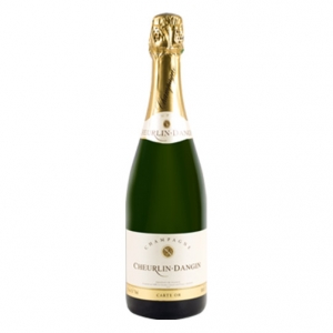 "Champagne Brut ""Carte Or"" - Cheurlin·Dangin"