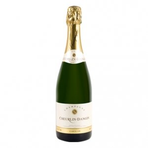 "Champagne Brut ""Carte Or"" Magnum - Cheurlin·Dangin"