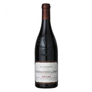 """Châteauneuf du Pape Rouge """"Haute Pierre"""" 2014 - Delas Frères"""