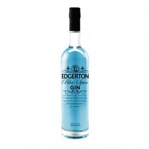 "London Distilled Dry Gin ""Blue Spice"" - Edgerton"