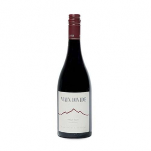 New Zealand Canterbury Pinot Noir 2012 - Main Divide