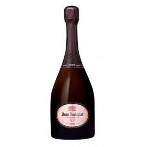 Champagne Brut Dom Ruinart Rosé 2002 - Ruinart