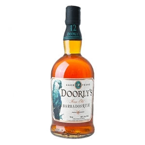 Rum Doorly's 12 anni - Foursquare Distillery (gift box - 0.7l)
