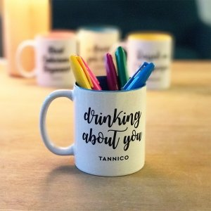 Mug - Drinking About You