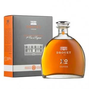 """Cognac X.O. Grande Champagne 1er Cru """"Ulysse"""" - Drouet (0.7l)"""