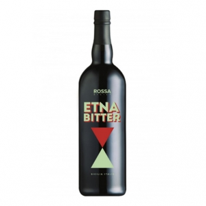 "Amaro ""Etna Bitter"" - Rossa Sicily (1l)"